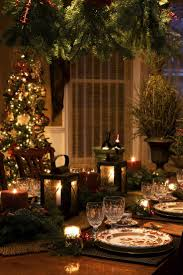 Christmas Banquet Decorations 126 Best Christmas Table Decorations Images On Pinterest
