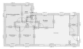 plan de maison en l avec 4 chambres besoin d avis sur plan de maison 85m avec 4 chambres 53