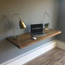 Wall Mounted Desk Ideas Best 25 Wall Mounted Desk Ideas On Pinterest Intended For Modern