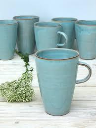 handmade ceramic mugs fresh pottery on etsy ceramics