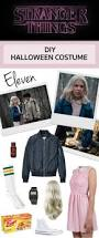 halloween costume idea eleven from stranger things costume