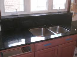 kitchen inspiring kitchen design ideas with black granite counter
