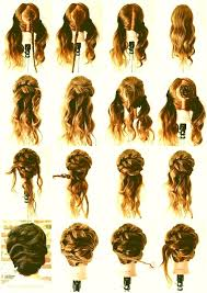 prom updo instructions prom updos step by step hair updo twist tutorial ideas new