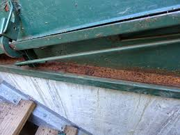 Steel Basement Doors by Decorating Nails And Sawdust Rebuilding An Old Basement Bulkhead