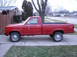 Ford Ranger With Truck Camper - 1986 ranger 4x4 turbo diesel ford truck enthusiasts forums