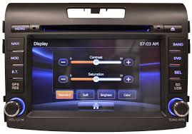 honda crv 2012 k series multimedia navigation system