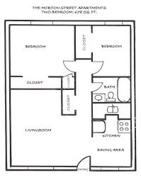 two bedroom house floor plans contemporary simple floor plan with 2 bedrooms throughout bedroom