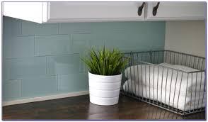 peel and stick glass tile backsplash no grout tiles home