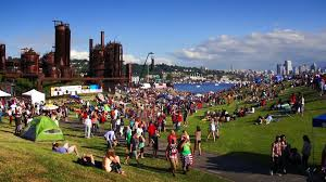 4th of july by gas works park seattle youtube