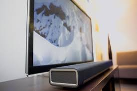 samsung tv with home theater system review sonos playbar sonos tv speakers and smart tv