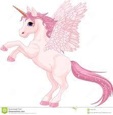 eenhoorn pegasus vector illustratie afbeelding 47381387