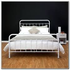 Frames For Beds Wrought Iron Bed Frame Bikepool Co