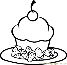 coloring pages of food food coloring page 07 coloring page free ready meals coloring