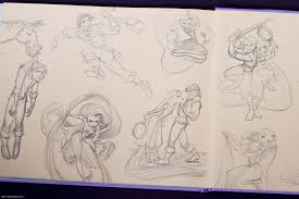 art book filme tangled thecab concept art blog
