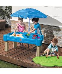 tall sand and water table kids sandpits water play tables elc