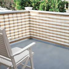 Outdoor Patio Partitions Privacy Screen For Deck Porch And Patio Railings Screens
