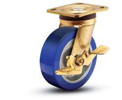 steel casters and wheels