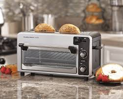 Where To Buy A Toaster Oven Hamilton Beach Toastation Combination Toaster U0026 Toaster Oven