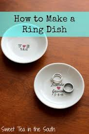 classic dish ring holder images Diy ring holder diy ring holders engagement and ring jpg