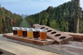beer tasting tray military beer flight beer lover military