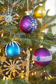 ghk jeweled ornaments s2 cheap tree decorating ideas