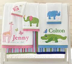 bathroom personalized appliqu essential bath towels pottery barn