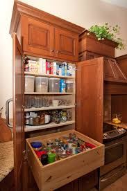 custom kitchen cabinets tucson custom kitchen pantry with pullout drawers by