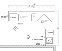 Floor Plan Of Kitchen With Dimensions Interior Design 15 2 Bedroom Apartment Floor Plans Interior Designs