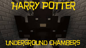 Harry Potter Adventure Map Harry Potter In Minecraft Underground Chambers Adventure