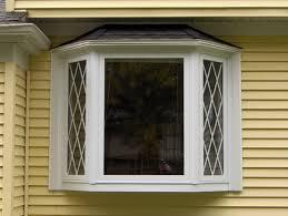 walk out bay window showcase homes clipgoo feature design ideas