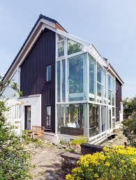 gammelt hus med moderne tilbygg google søk hus pinterest