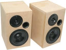 Bookshelf Computer Speakers Review The Loud Speaker Kit M4 Mini Monitors