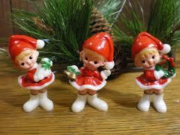 Vintage Christmas Lawn Decorations by 192 Best Vintage Christmas Elves U0026 Pixies Images On Pinterest