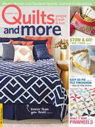 Better Homes And Gardens Summer - quilts and more summer 2015 allpeoplequilt com