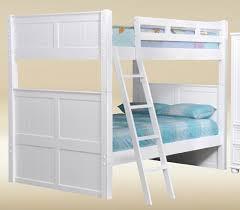 Convertible Bunk Beds Dillon White Bunk Bed La Orange County