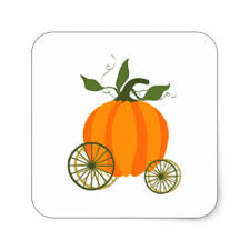 pumpkin carriage pumpkin carriage gifts on zazzle