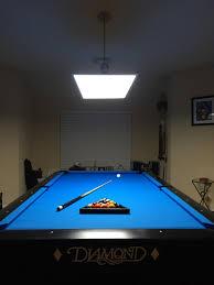 led pool table light led pool table lights azbilliards com