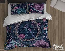Bohemian Style Comforters Bohemian Bedding Etsy