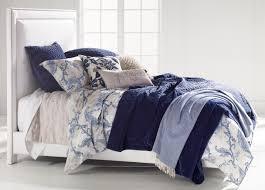 delmore duvet cover linen pick stitch quilt and gresham coverlet