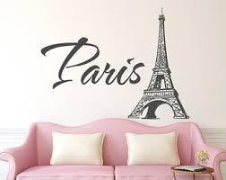 Eiffel Tower Room Decor Paris Vinyl Record Clock Paris Wall Decor Eiffel Tower Wall