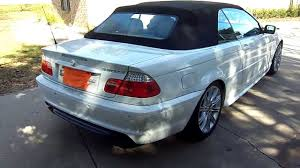 2005 bmw 330ci convertible full detail start up and tour youtube