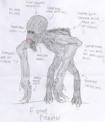 my future predator sketch by yohan gas mask on deviantart