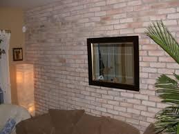 panneau fausse brique faux mur de brique homeezy
