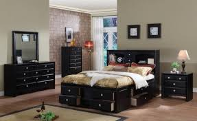 Dark Brown Bedroom Furniture Decorating Ideas Best  Brown - Black bedroom set decorating ideas