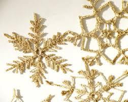 21 lace ornaments crochet snowflakes crochet