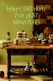 Halloween Cake Competition by Pixie Dust Miniatures It U0027s Our Birthday And Competition News