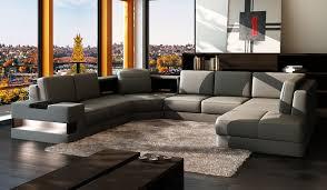 grand canapé d angle en tissu canapé panoramique grace design personnalisable pas cher