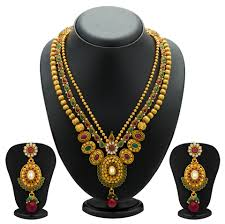 earring necklace sets cheap images Wedding sets for women cheap bridal sets online jpg