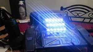 led test light autozone autozone led light kit mod youtube
