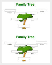 Free Family Tree Template Excel Family Tree Template 135 Free Word Excel Pdf Format